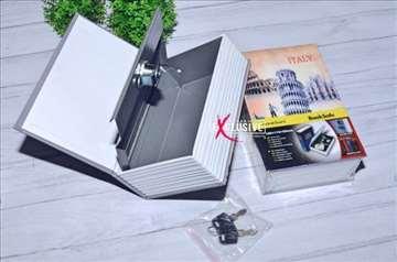 Novo sef - knjiga srednja 240x155x55mm