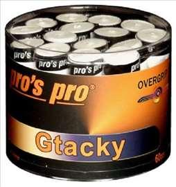 Pro's Pro Gripovi Super Tacky 60kom Beli