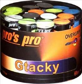 Pro's Pro Gripovi Super Tacky 60kom Mix