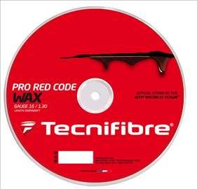 Tecnifibre Pro Red Code WAX 200m