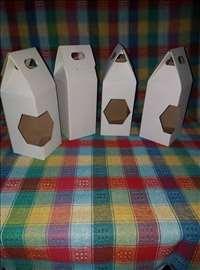 Kartonske kutije za teglu meda