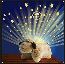 Svetleci jastuci- lampe Zvezdano nebo - Kuca