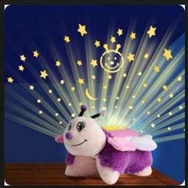Svetleci jastuci- lampe Zvezdano nebo - pčelica