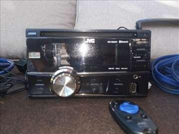 """Audio CD MP3 USB bluetut uređaj marke """"JVC"""""""