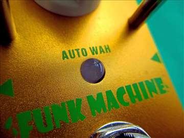 Funk Machine Auto Wah pedala - Aroma Tomsline