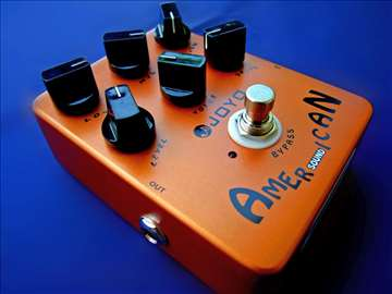 JOYO American Sound -Tech21 Blonde- Fender amp sim