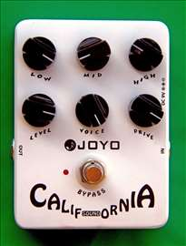 Joyo California Sound-Tech21 SansAmp Mesa Boogie