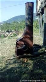 Ventilator za seno i silazu