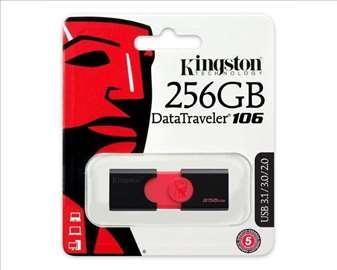 256GB Kingston DataTraveler USB 3.1 flash DT106/25