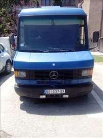 Mercedes-Benz 609 Moze zamena