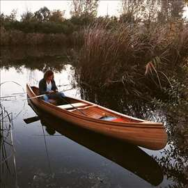 Drveni kanu