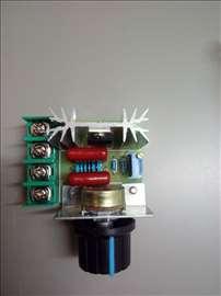Regulator obrtaja bušilice 220v 2kW