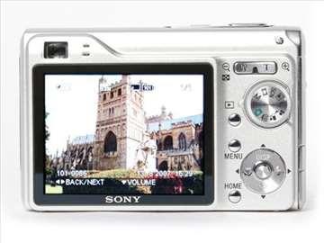 Sony Cyber Shot DSCW 200