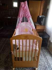 Krevetac nov za bebu
