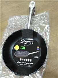 Tiganj Zephyr 28cm crni, 28x5cm