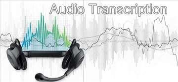 Transkipti audio zapisa 1400din/60min