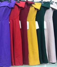 Haljine vise boja