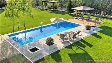 Porodični i javni bazeni - Aqua Lines