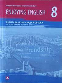 Radna sveska engleski 8. razred - ENJOYING ENGLISH