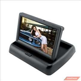 Monitor 4.3inc Monitor za Auto