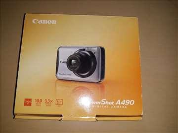 Prodajem Canon PowerShot A490