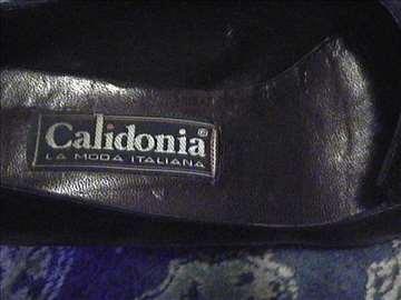 Crne kozne elegantne cipele