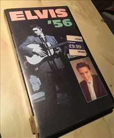 Elvis 56 - VHS original kaseta