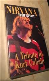 Nirvana - Vhs original tape