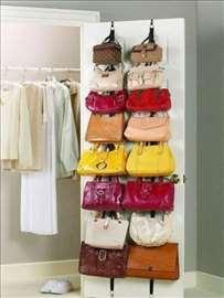 Podesivi organizer držač torbi, šešira i ostalih