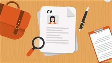 Profesionalna izrada CV i propratnih pisma