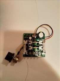 PWM Kontroler brzine DCelektro motora 6V -90V 15A