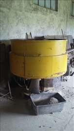 Kolni mlin za mlevenje gline