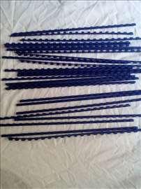 Plastične spirale za koričenje