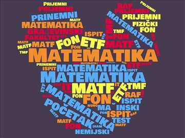 Matematika od nule, prijemni ispit na fakultetima