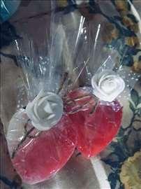 Poklončić za goste - sapuni za venčanje