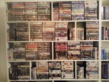 VHS originalni filmovi svih žanrova