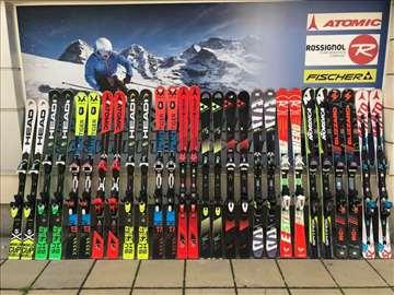 Skije korišćene vrhunski modeli