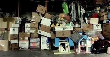 Besplatno čišćenje podruma, garaža, tavana stanova