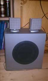Xoro 100 wati zvučnici 2.1
