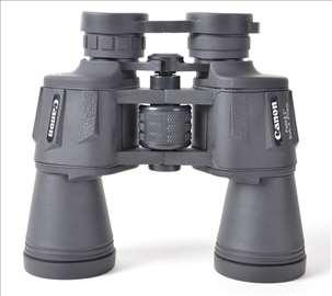 Dvogled Canon 20-50 gumiran, vodootporan, novo
