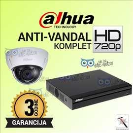 Kompleti za video nadzor sa 3 godine garancije