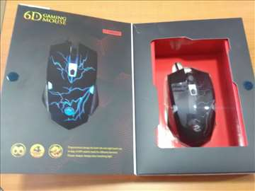 Mouse Jetion JT-DMS067 Gaming 800/1200/1600/2400 D