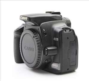 Canon 400D + Canon 18-55mm f/3.5-5.6 II