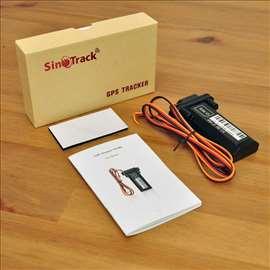 GPS/GPRS/GSM lokator - non-stop uživo praćenje