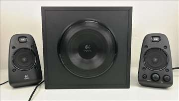 Logitech Z623 2.1 sistem (200W RMS) - 18m garancij