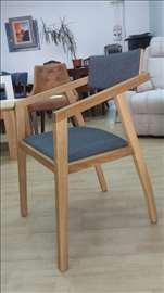 Trpezarijska stolica Aredo