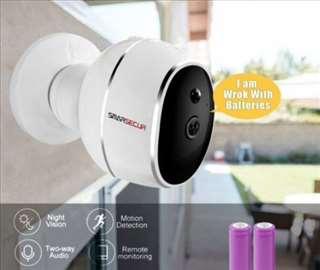 2018/2019 Baby monitor kamera na baterije