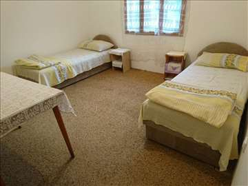 Lukovska Banja, soba