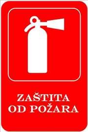 Zaštita od požara ZOP