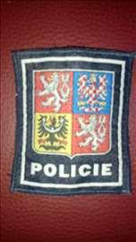 Amblem češke policije